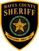 Mayes County Sheriff's Office Badge